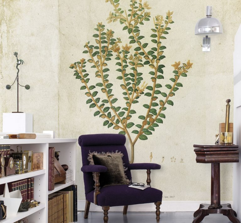How To Work Botanicals Into Your Interior Design
